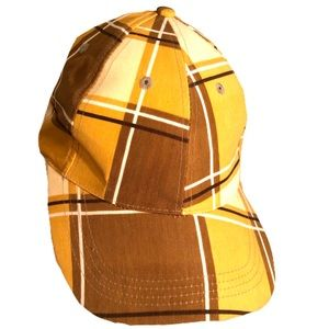 Stardom collections plaid hat